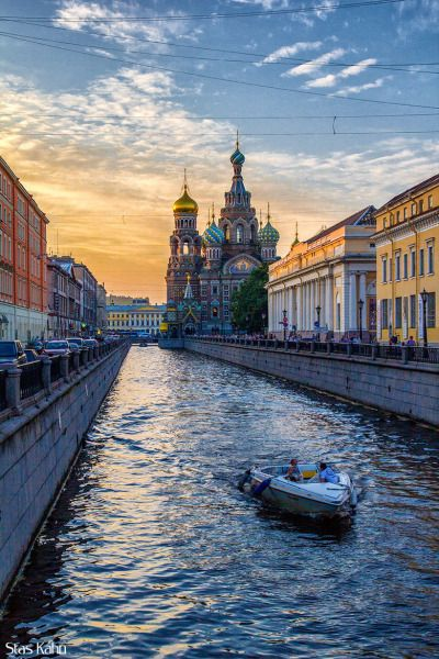 Санкт-Петербург, Россия (Стас Кан)