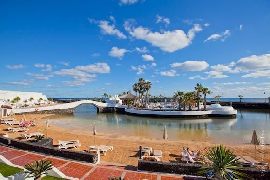 Sands Beach Resort Lanzarote, Canary Islands, Spain