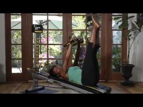 Personal Trainer Tiffany Savion  shows us a quick and easy full body workout using The Total Gym home exercise machine. There are many advantages to full body workouts including increased muscular recovery rates, lower levels of boredom and shorter time commitments. #totalgympulse #fullbodyworkout