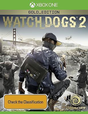 Watch Dogs 2 Gold Edition - Xbox One game - BRAND NEW: $110.09 End Date: Saturday Aug-19-2017 0:05:37 PDT Buy It Now for only: $110.09 Buy…