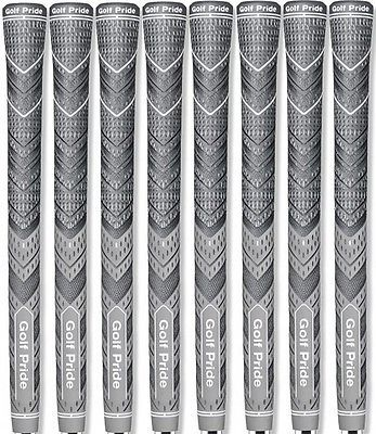 Golf Club Grips 47324: Authentic 8 Golf Pride Mcc Plus4 Golf Grips Undersize Grey Free Shipping -> BUY IT NOW ONLY: $69.49 on eBay!