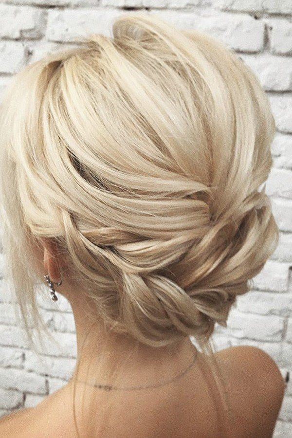 12 Trending Updo Wedding Hairstyles From Instagram Oh Best Day Ever Frisur Hochzeit Hochzeitsfrisuren Frisur Trauzeugin