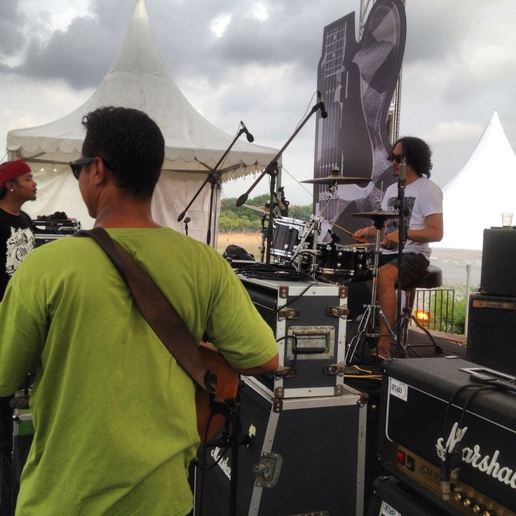 #BaliBluesFest2015 #PeninsulaIsland #NusaDua #Bali  #AdiBatuanEtnic #DenySurya