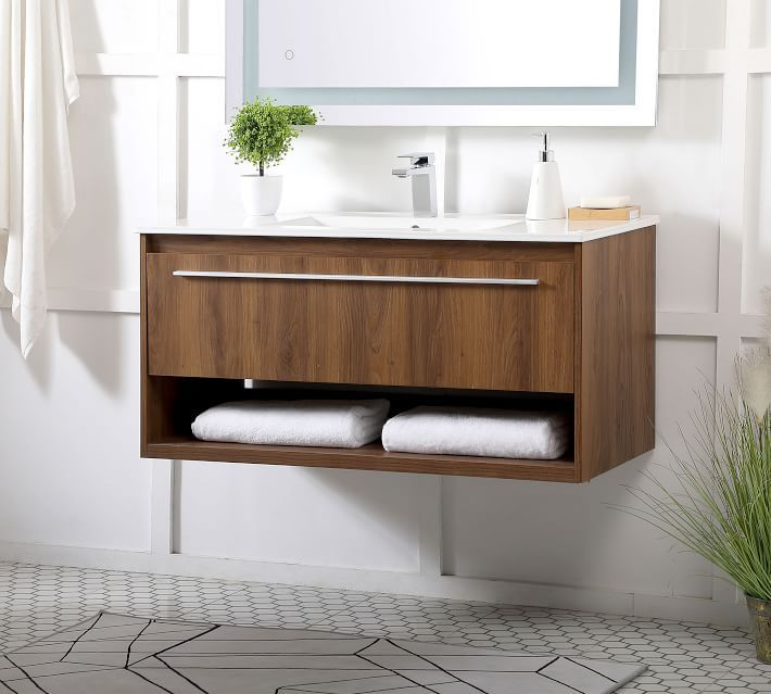 41++ Open sink vanity ideas