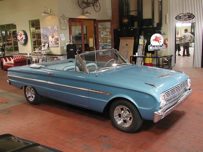 1963 Ford Falcon 302