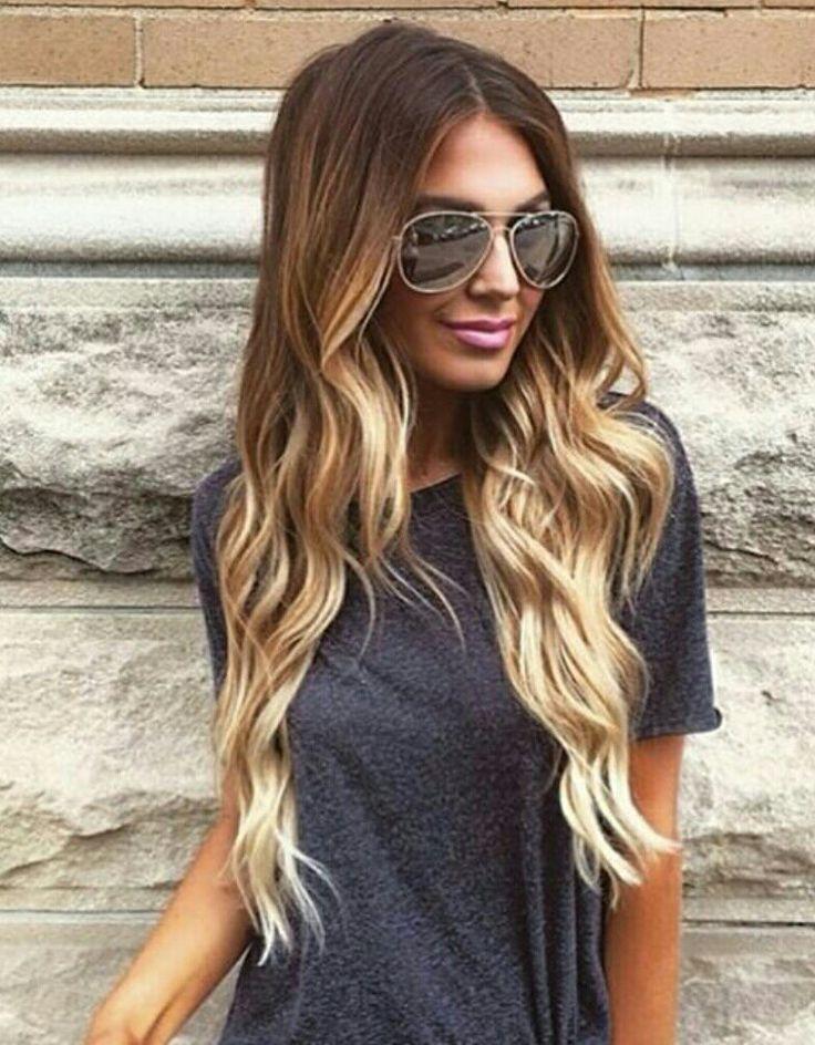 Dip Dye Hair Extensions Australia 65