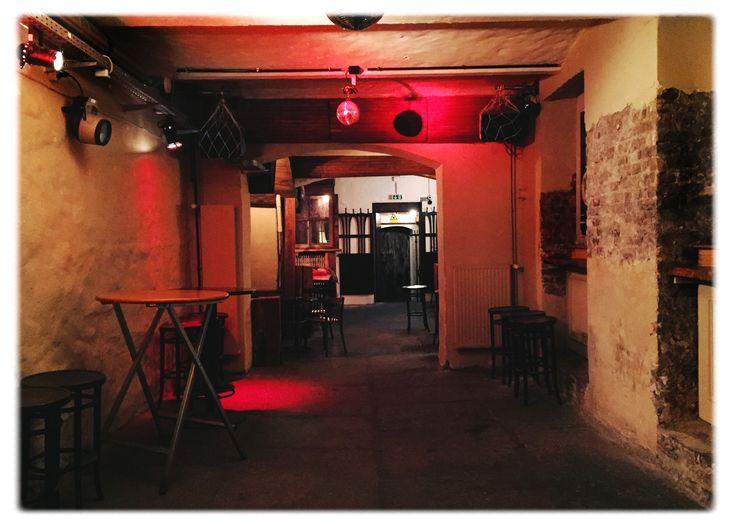 Your private #dancefloor. #partylocation #berlin #rentaroom #feiern #gewölbekeller