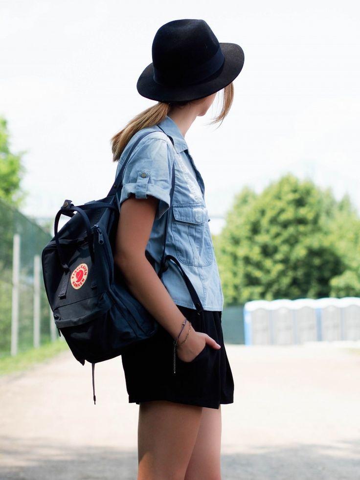 59 best kanken black images on Pinterest