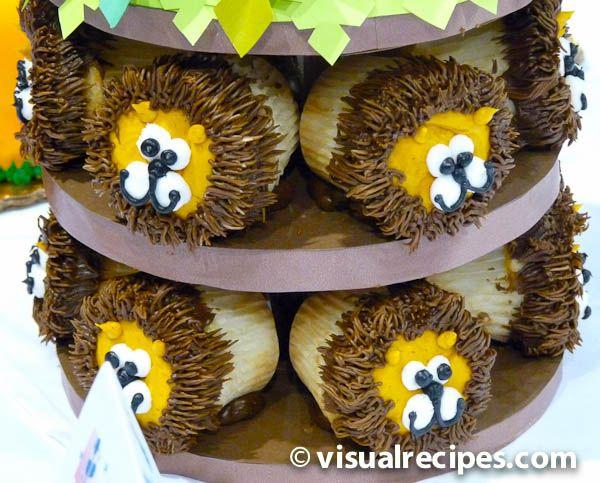 Best  Lion Birthday Cakes Ideas On Pinterest Lion Cakes Kid - Lion birthday cake design