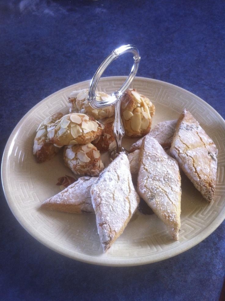 Gluten Free Italian Almond biscuits by Chef Adam
