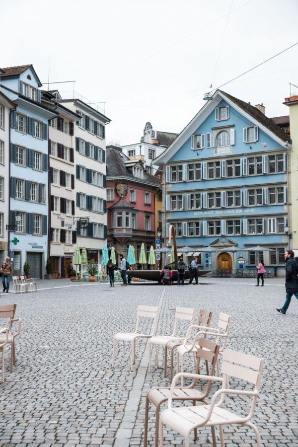 Vezetett kirándulások Zürich-ban és a közelében