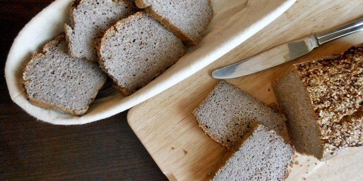 Najlepszy chleb gryczany bezglutenowy - z samej kaszy | Cup of Nature