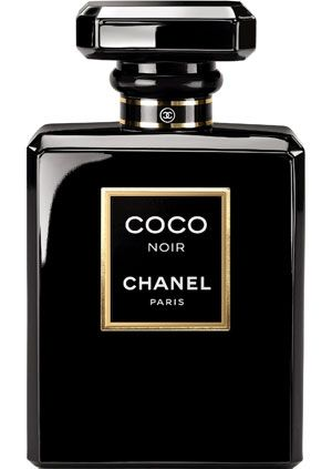 Coco Noir Chanel for women - Top notes: grapefruit, Calabrian bergamot, Heart: rose, narcissus, rose geranium leaf and jasmine. Base: tonka bean, sandalwood, vanilla, patchouli and white musk frankincense