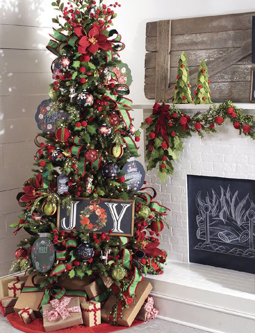 Decorated Xmas Trees 61 Best Decorated Christmas Trees Images On Pinterest  Merry