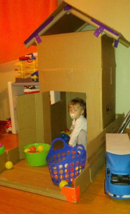 Man Cave Playroom : Cardboard man cave lol things i have made pinterest