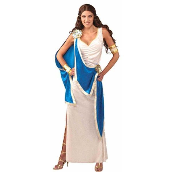 Mccall S 3514 Greek Roman Gown Toga Costume Sewing Pattern: Adult Greek Flower Goddess Costume