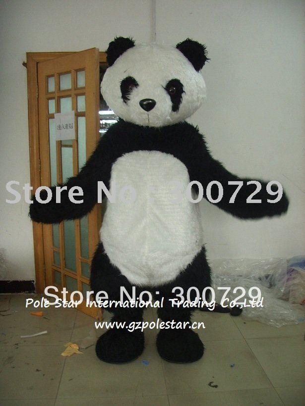 >> Click to Buy << panda mascot costume/animal costume  long fur panda costumes #Affiliate