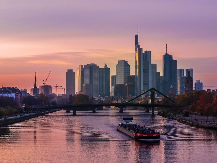 https://flic.kr/p/p6LMXo | Frankfurt Skyline