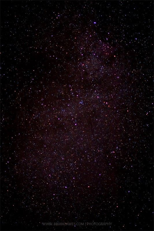 SCENERY/STARRY NIGHT/MILKY WAY/POINT PELEE ONTARIO/BRIAN DAWES PHOTOGRAPHY
