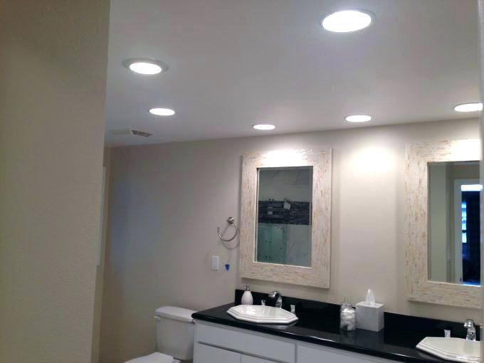 Things To Know About Bathroom Recessed Lighting Design Options In 2020 Bathroom Recessed Lighting Bathroom Ceiling Light Recessed Lighting