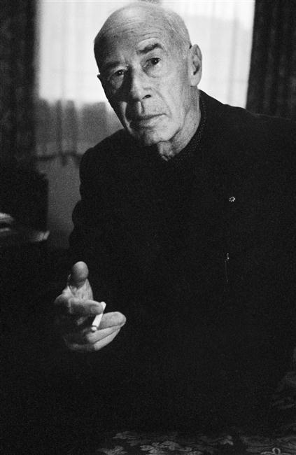 Henry Miller, Paris (Gisèle Freund, 1961)