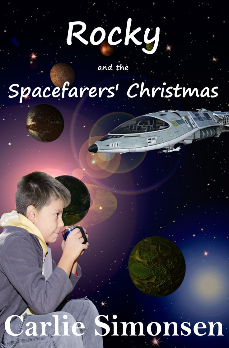 Rocky is on a starship to another world, and it's boring. He misses Earth. He misses his farm. He misses his pony. Worst of all, it looks like he's going to miss Christmas, too. And then he meets Elita, an alien girl missing her own end-of-year celebration—Hajranath. The two of them get to talking, and decide that a party is just what everybody needs, but how are they ever going to convince the grown-ups?