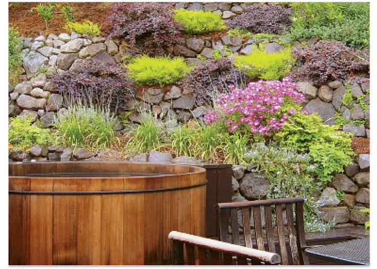 25 best steep backyard ideas on pinterest sloped garden sloping backyard and sloping garden