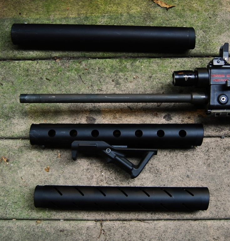 KRISS Vector CRB Shrouds
