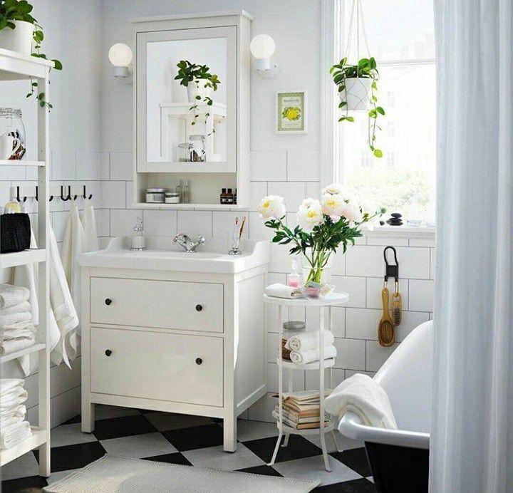 Pin Od Katarzynatofil Na Home W 2019 łazienka Ikea