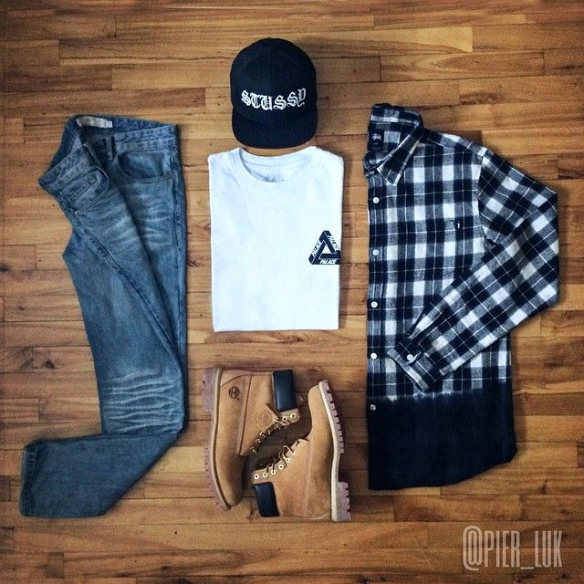 Love this look on men! #styleinspiration #fashioninspiration #timberland