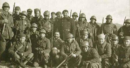 Brigadas internacionales.