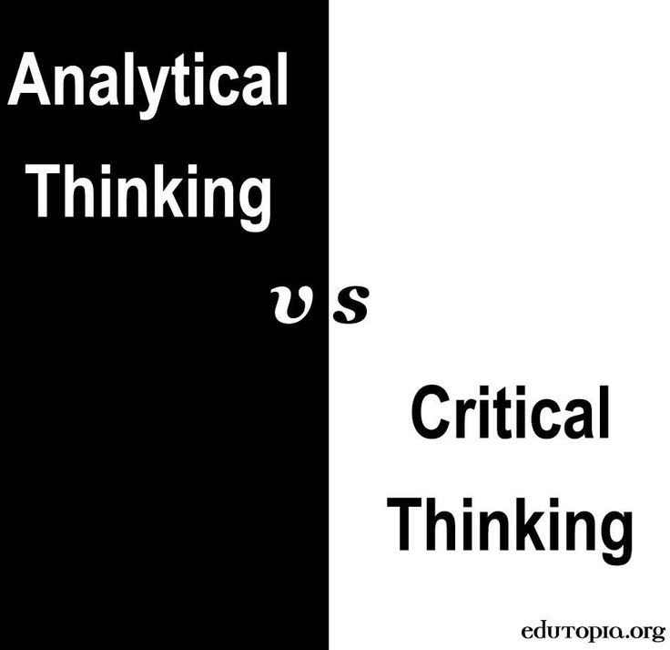 the importance and features of critical thinking Critical thinking is an immensely important skill for graduates entering the workforce, and higher education institutions need to re-commit to ensuring it is developed.