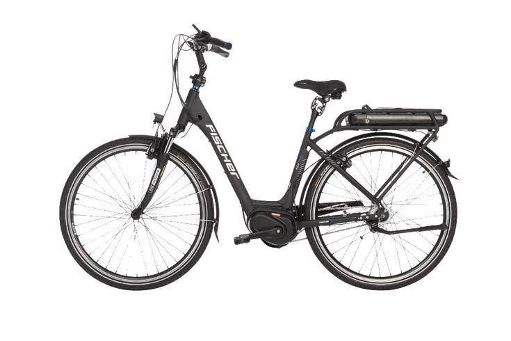 FISCHER FAHRRAD ECU 1860-R1 Pedelec Citybike 44 cm 28 Zoll
