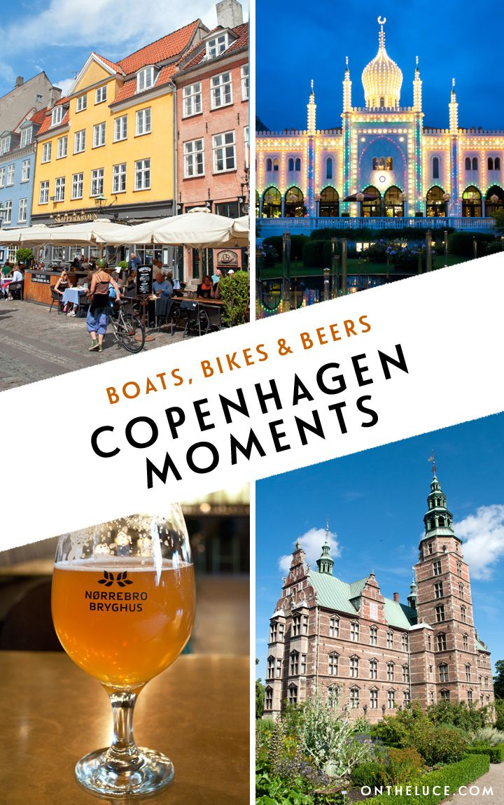 My favourite Copenhagen moments – from colourful waterfront houses and tower viewpoints to a castle orangery restaurant and craft beer tasting