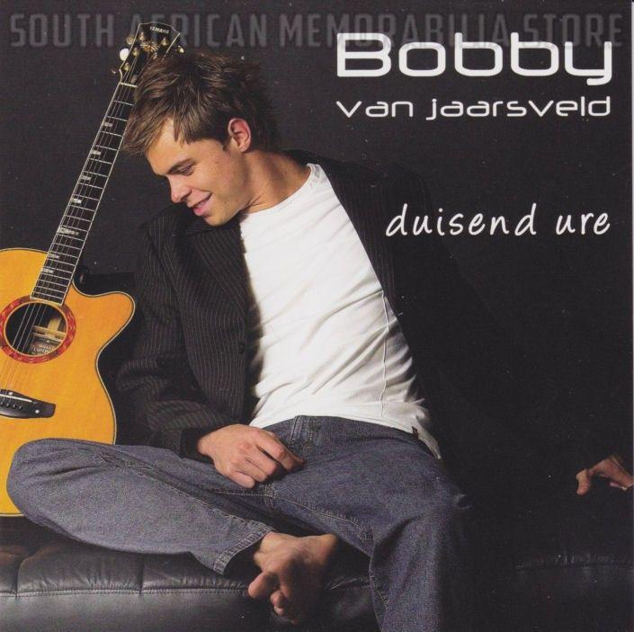 BOBBY VAN JAARSVELD - Duisend Ure - South African Afrikaans CD CDTJP001 *New*