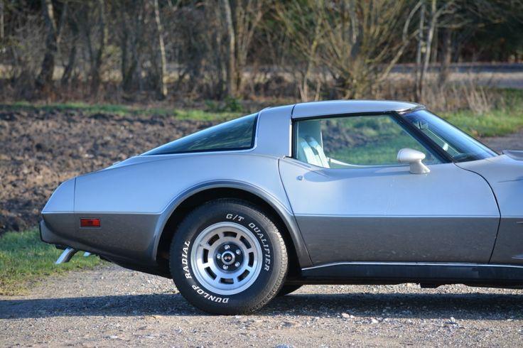 Moonback Corvette Borup