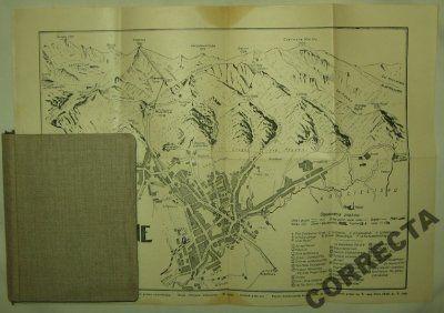 Zwoliński- Tatry Zakopane. Przewodnik 1948 +2 mapy