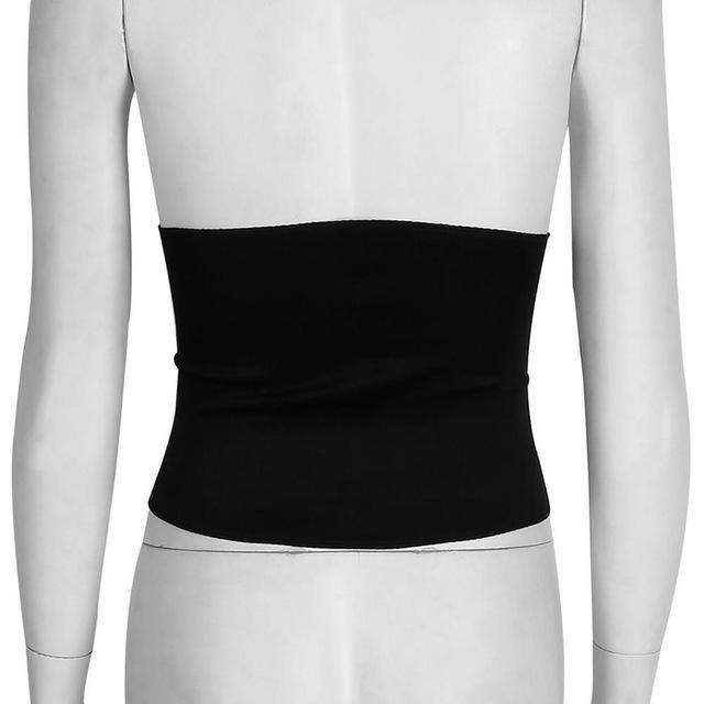 aa8b91731dd New Neoprene Waist Trainer Shapewear Women Slimming Corset Shapers Abdomen  Fat Burning Shaperwear Strap Belt Hot Shapers in 2018