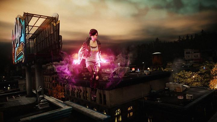 Play All The Things! Infamous: First Light | FangirlNation