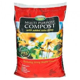 Fantastic value ecologically sourced multi-purpose compost, suitable for all your planting and growing.