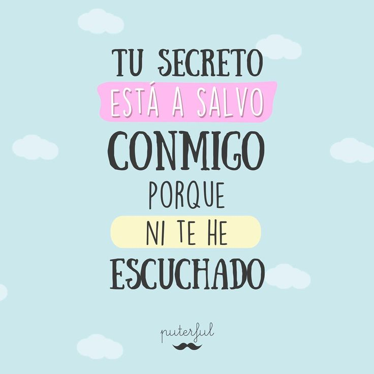 Puterful (@Puterful_es) | Tu secreto está a salvo conmigo