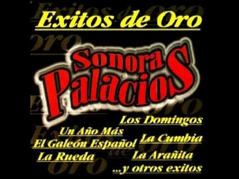 Sonora Palacios - Exitos de Oro (1999) [Completo]