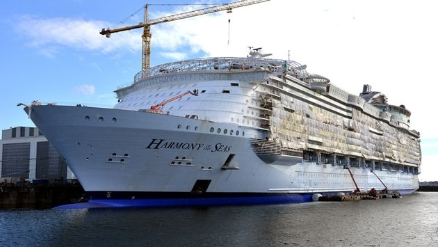 RCI Signs Deal for New Oasis-Class Ship, Two New Edge-Class Ships