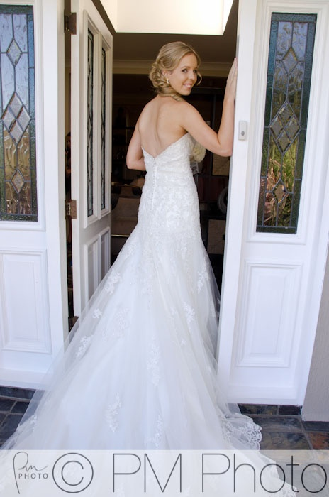 Wedding dresses look more beautiful on!