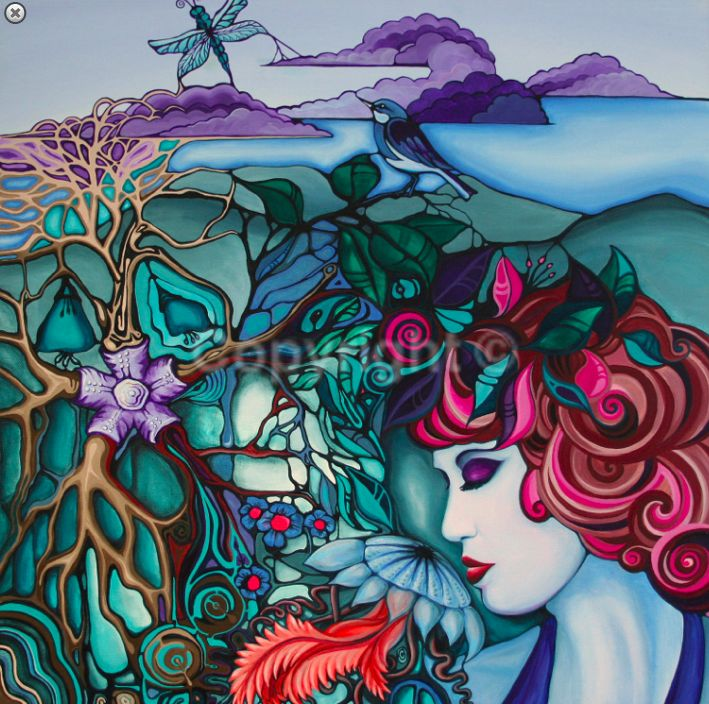 Sea Change - Colour in Your Life by Amelia Batchelor
