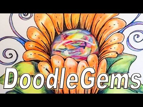Welcome to Episode 2 in my Doodle Gem, Zen Gem, Zentangle Gem Tutorial, How to draw Series. https://youtu.be/4uP2ev39dI0 In this episode we are exploring Opa...