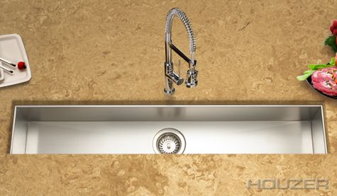 Pool Shack   Image Of Zero Radius Undermount Trough Bar/Prep Sink | SUMMER  S.08 | Pinterest | Prep Sink, Sinks And Kitchens