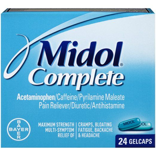 Midol Complete Full Review – Does It Work? Review of Midol Complete and the best natural Candida and Bacterial Vaginosis supplements.
