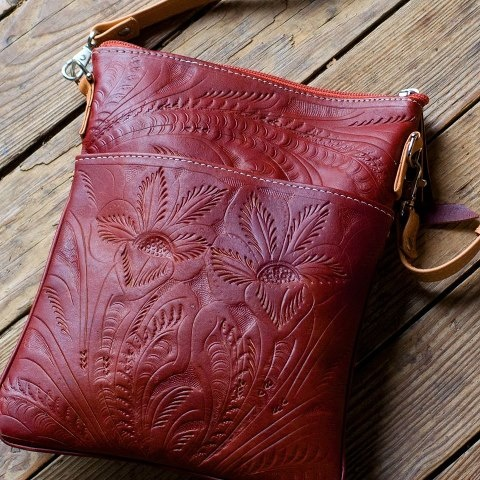 love this leather purse