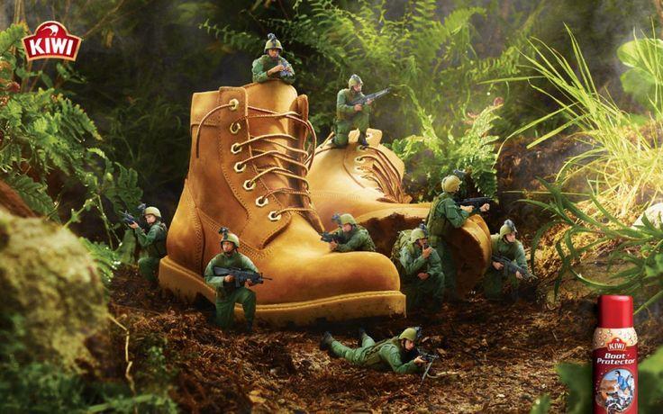 Read more: https://www.luerzersarchive.com/en/magazine/print-detail/kiwi-shoe-polish-46685.html Kiwi Shoe Polish Campaign for Kiwi brand shoe cleaning equipment. Tags: Kiwi Shoe Polish,Philip Rostron,Hanlon Creative, Philadelphia,Brian Loper,Nicole Dimotsis